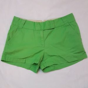 J. Crew Broken In Twill Chino Shorts